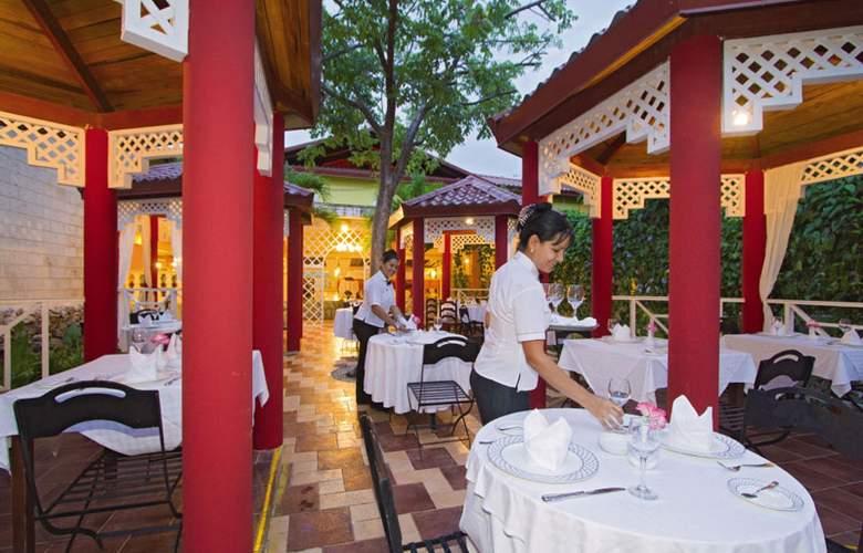 Memories Holguin - Restaurant - 26