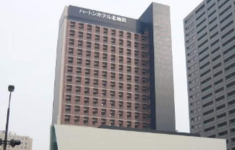 Hearton Hotel Kitaumeda - Hotel - 0