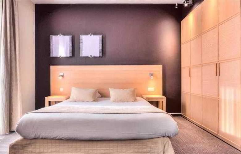 BEST WESTERN PLUS Hotel Casteau Resort Mons - Hotel - 44