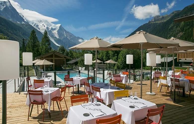 Best Western Plus Excelsior Chamonix Hotel & Spa - Restaurant - 68