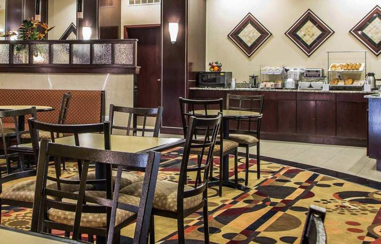 Comfort Suites - Restaurant - 20