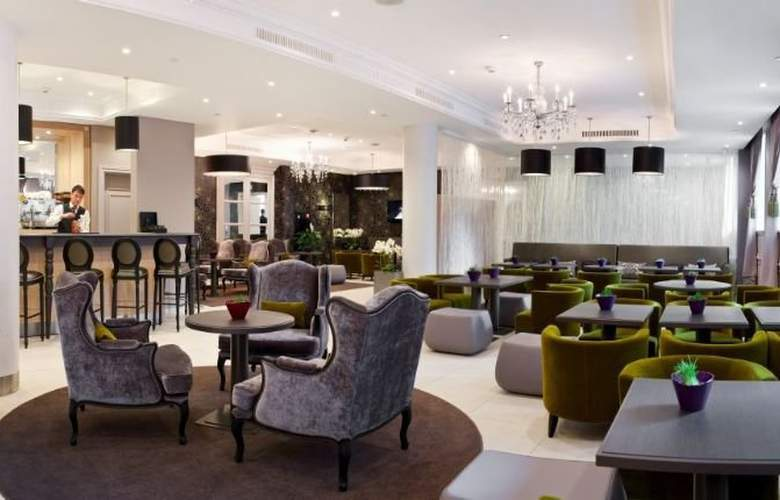 Mercure Arbat Moscow - Bar - 2