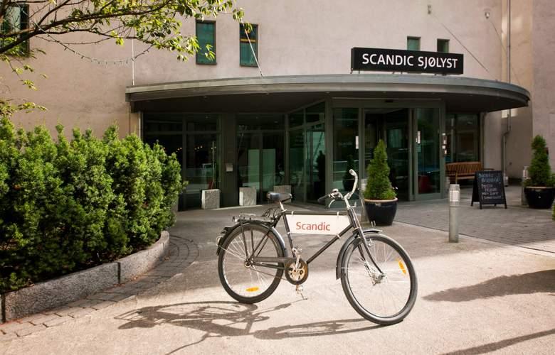 Scandic Sjolyst - Hotel - 0