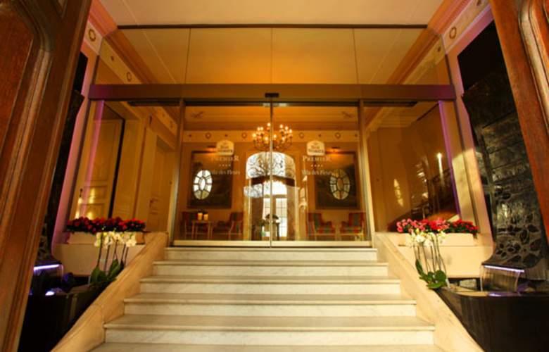 Best Western Premier La Villa Des Fleurs - General - 8