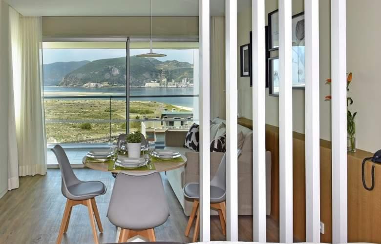 Aqualuz TroiaRio Suite Hotel Apartamentos - Room - 10