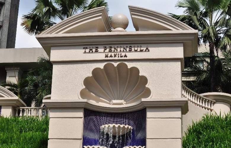 The Peninsula Manila - Hotel - 0