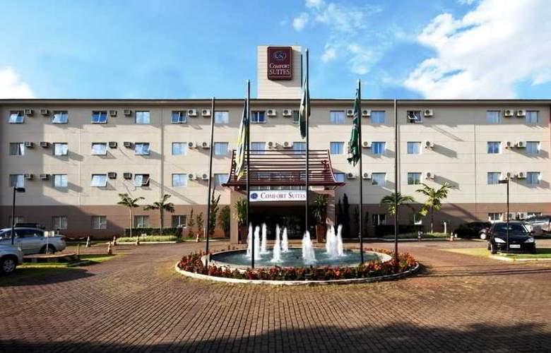 Comfort Suites Flamboyant - Hotel - 1