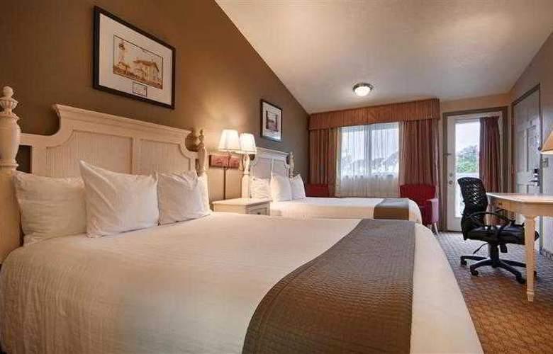 Best Western Inn at Face Rock - Hotel - 35