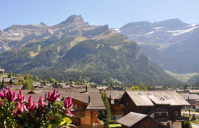 Le Chamois Swiss Quality - Terrace - 4