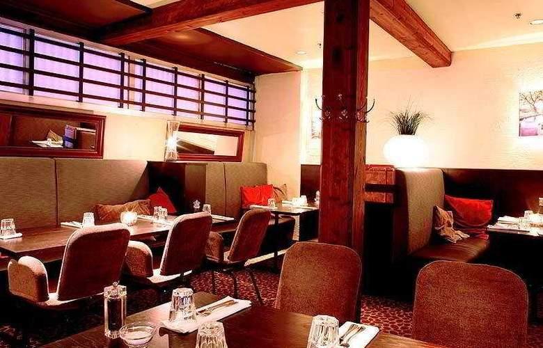 Radisson Blu Hotel - Restaurant - 10