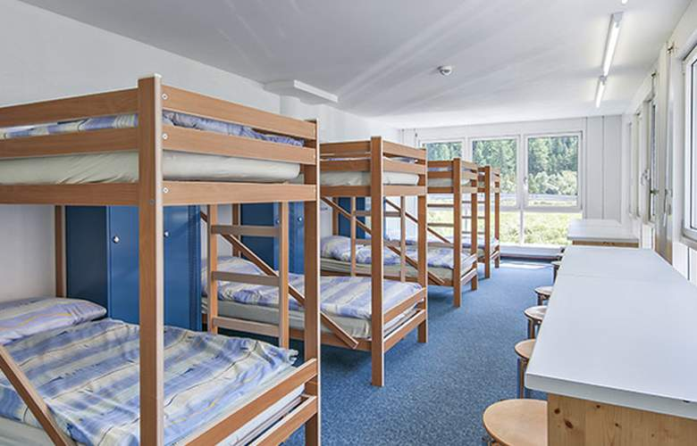 All in One Inn Lodge Hotel & Hostel - Room - 17