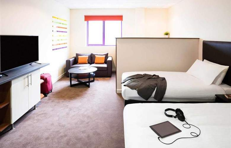 Ibis Styles London Excel Hotel - Room - 16