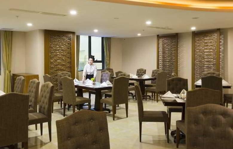 Muong Thanh Nha Trang Centre Hotel - Restaurant - 88