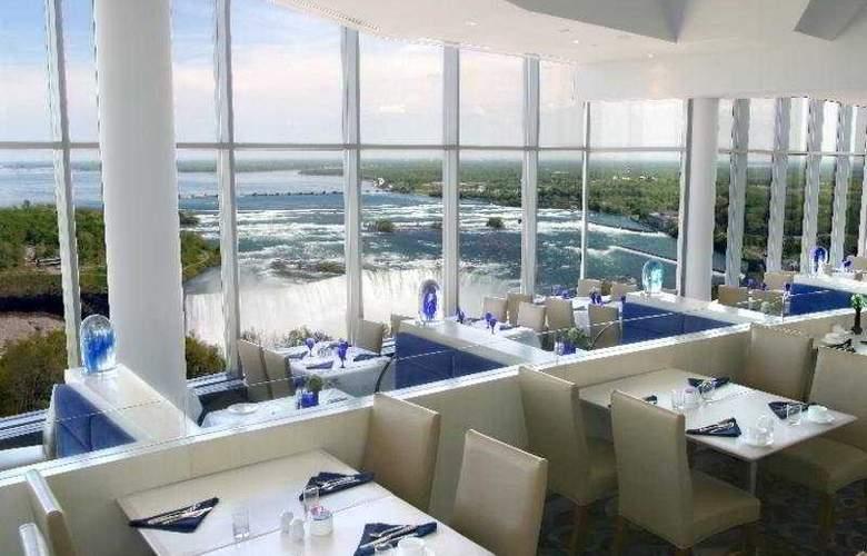 Hilton Hotel & Suites Niagara Falls/Fallsview - Restaurant - 7