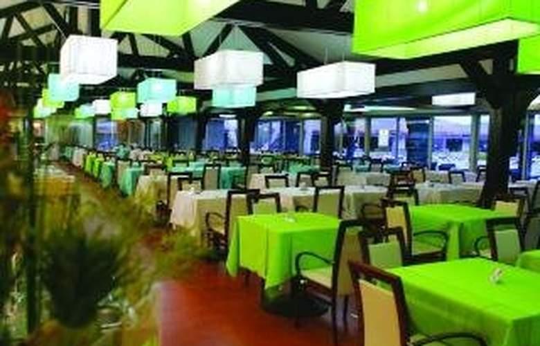 Oasis Atlantico Belorizonte - Restaurant - 12