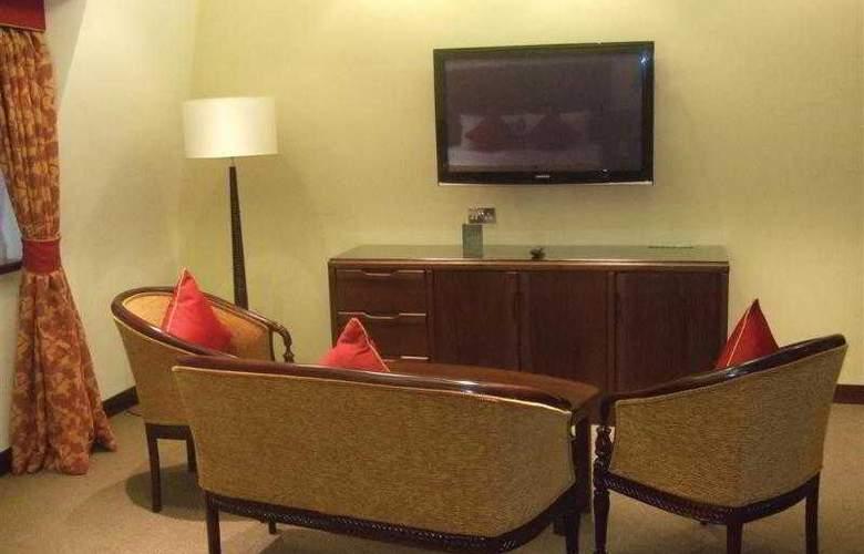 Best Western Donnington Manor - Hotel - 28