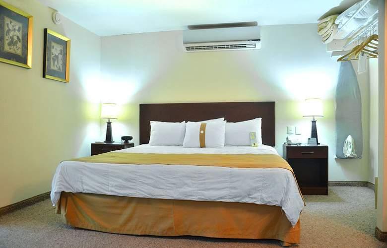 Hotel Valle Grande Obregon - Room - 3