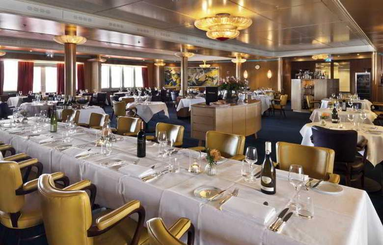 SS Rotterdam by Westcord Hotels - Restaurant - 27