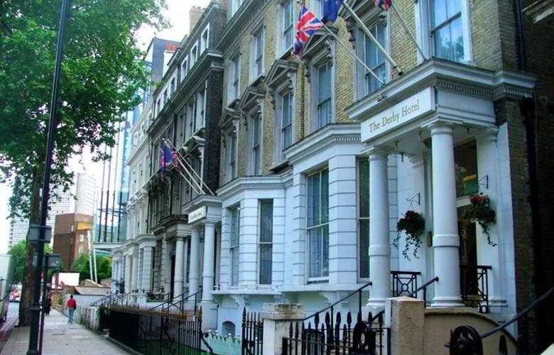 Derby Hotel Kensington - General - 2