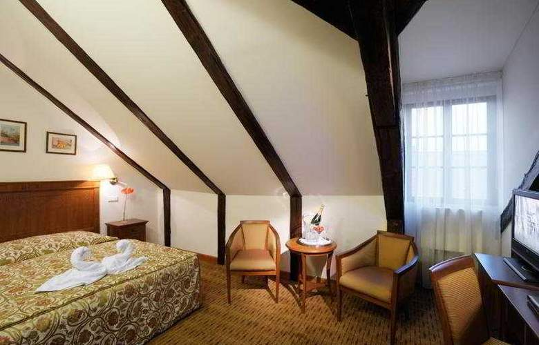 Majestic Plaza Prague - Room - 6