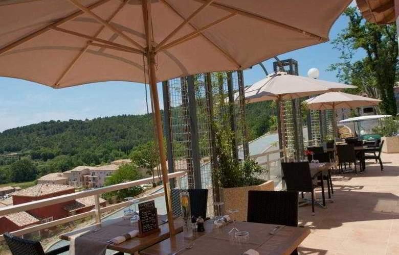 Resort & Spa Chateau de Camiole - Restaurant - 9