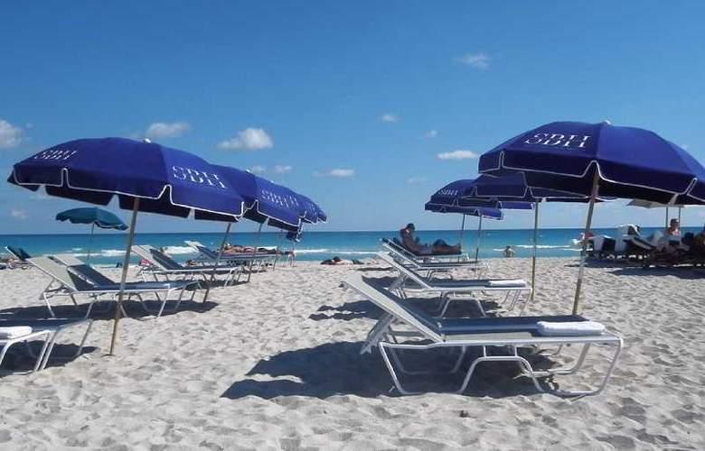 South Beach Hotel - Beach - 23