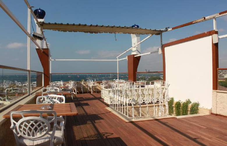 Ottomans Tugra Hotel - Terrace - 11
