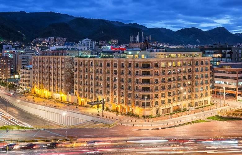 Casa Dann Carlton Bogota - Hotel - 9
