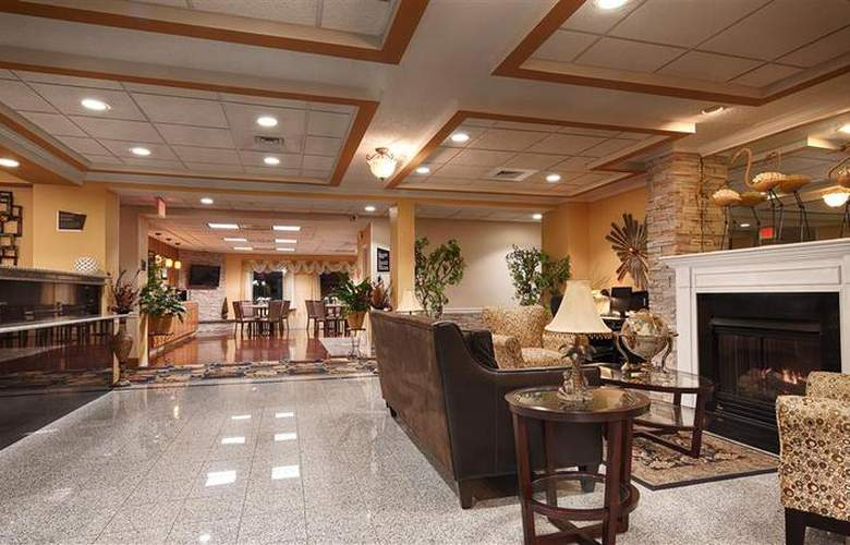Best Western Plus New England Inn & Suites - General - 25