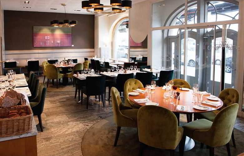 Diplomat Stockholm - Restaurant - 10