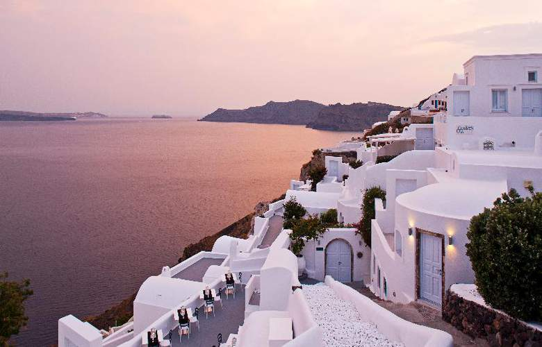 Canaves Oia - Hotel - 6