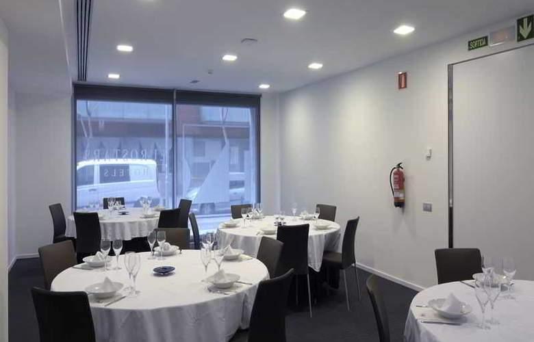 Eurostars Lex - Restaurant - 13