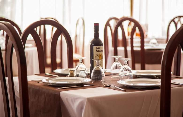 Ola Aparthotel Tomir - Restaurant - 32