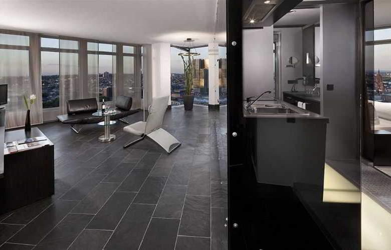 Innside Frankfurt Eurotheum - Room - 17