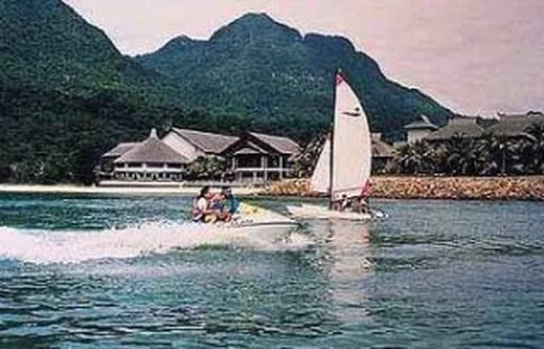 Damai Puri Resort & Spa, Kuching - Sport - 6