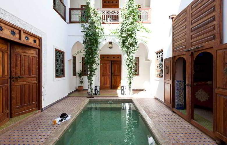 Riad Les Bougainvilliers - Pool - 27