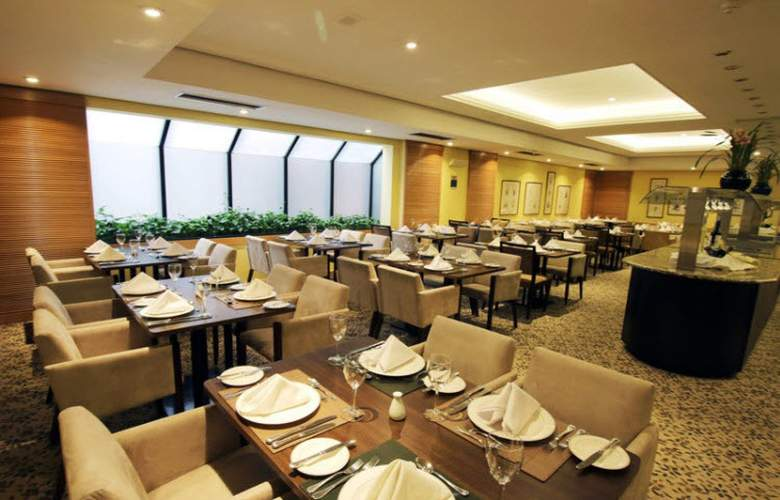 Ramada Plaza Curitiba Rayon - Restaurant - 5