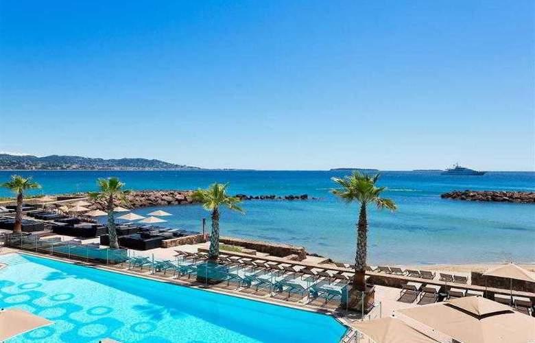 Pullman Cannes Mandelieu Royal Casino - Hotel - 42