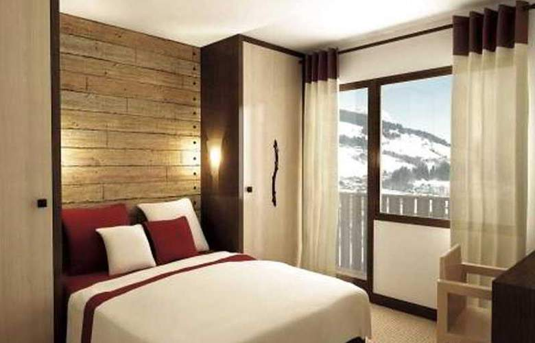 Chateau et Residence Megeve - Room - 5