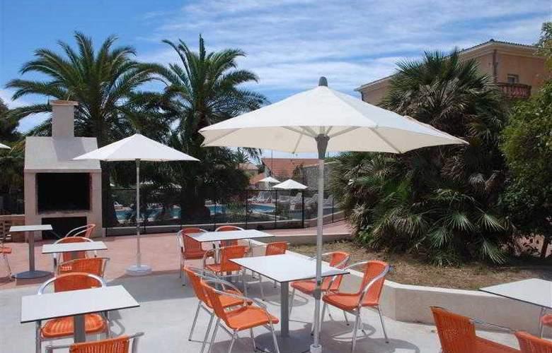 Best Western Soleil et Jardin Sanary - Hotel - 14