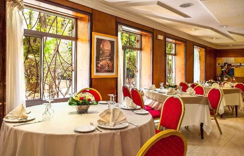 Atlas Almohades Casablanca - Restaurant - 11