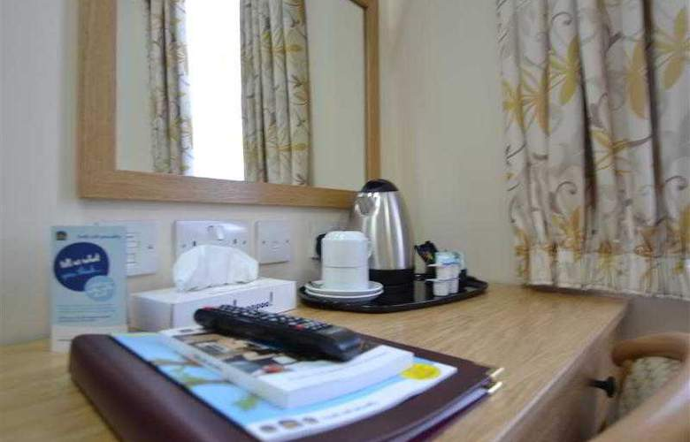 Best Western Greater London - Hotel - 27
