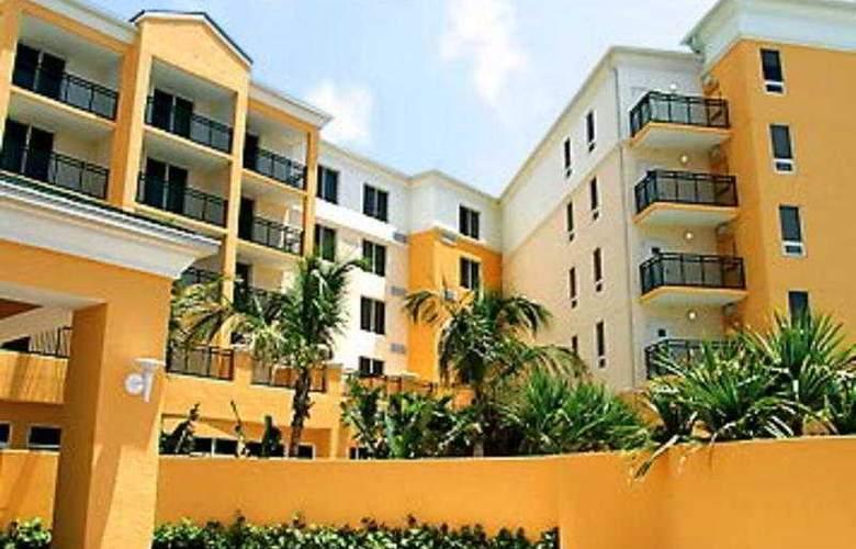 Courtyard Miami Dadeland - Hotel - 0