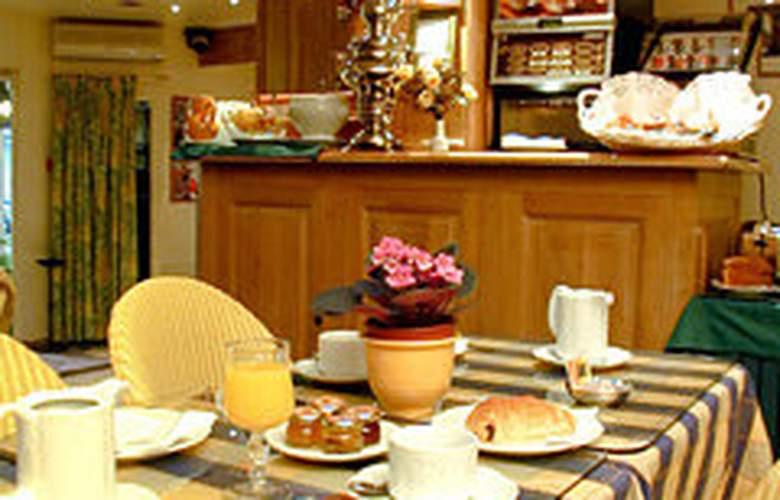 Best Western Paris Italie - Restaurant - 3