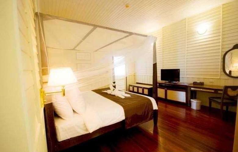 Buddy Oriental Riverside Nonthaburi - Room - 8