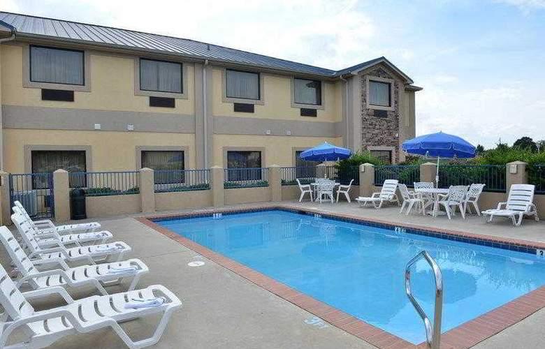 Best Western Lake Hartwell Inn & Suites - Hotel - 1