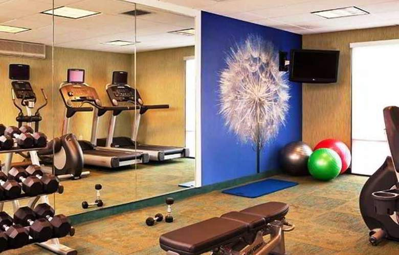 Boston Peabody Springhill Suites By Marriott - Sport - 6