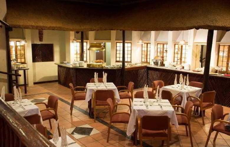 Premier Hotel King David - Restaurant - 10