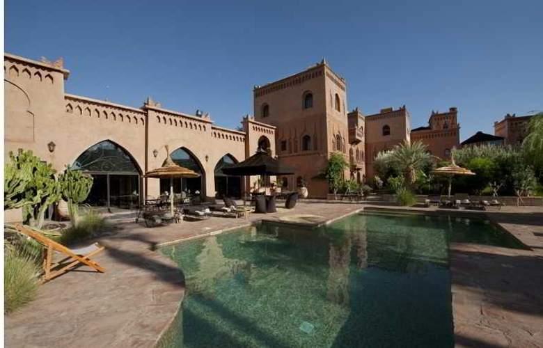 Riad Ksar Ighnda - Pool - 12