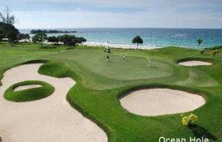 Ria Bintan Golf Lodge - Sport - 6